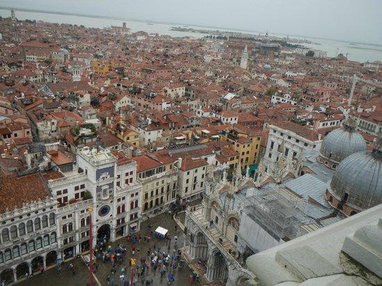Venice Lagoon: Venedig von oben