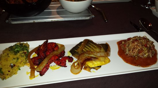 India Red: Fish special