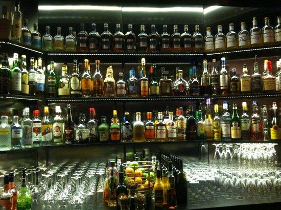 Hogbo Brukshotell : Cocktailbaren