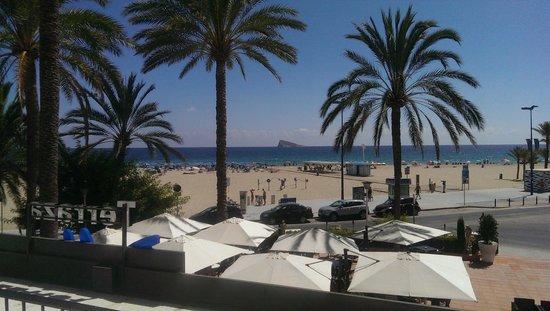 Gran Hotel Delfin : Vistas al mar