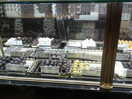 Szamos Gourmet Ház - Váci utca: sweets