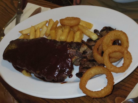Cart and Horses: Steak & ribs