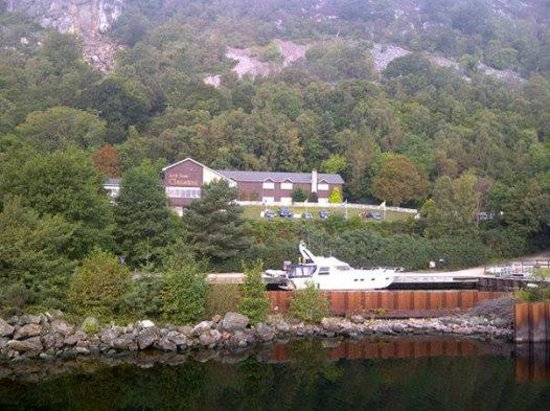 Loch Ness Clansman Hotel: clansman from lochness
