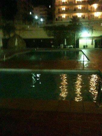 Hotel Oasis Park: pools