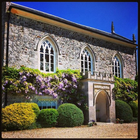 Bindon Abbey Wellness Retreat