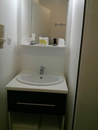 All Suites Appart Pau : Baño
