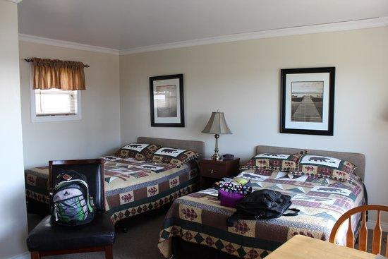Albert's Motel: room