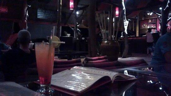 Buddha View Restaurant: Le restaurant