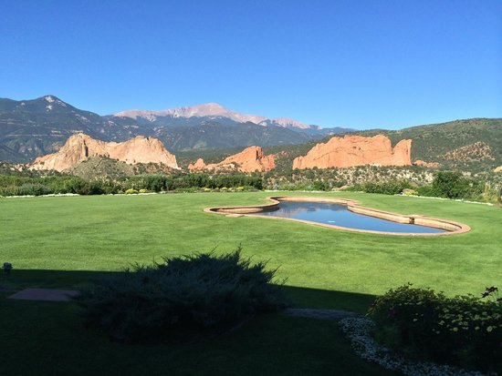 Garden of the Gods Club and Resort: photo from piñon suite