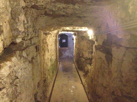 Forte Belvedere: Alcune gallerie
