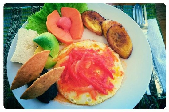 Hotel el Arca de Noe : breakfast