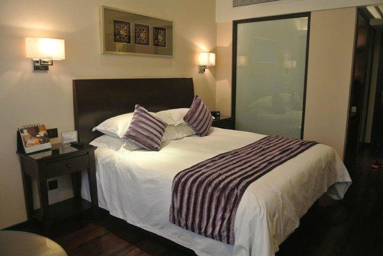 SSAW Boutique Hotel Shanghai Bund: Deluxe Room
