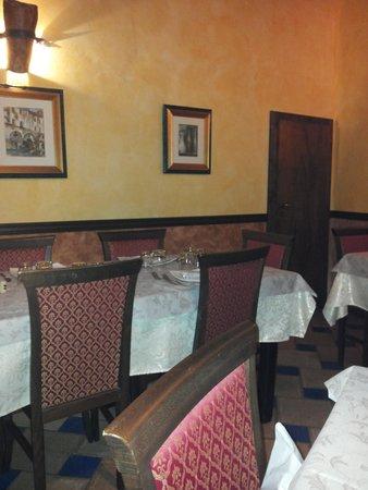 La Taverna di Lucullo : locale