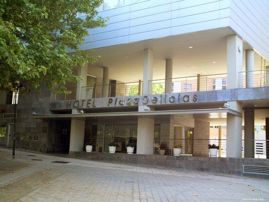 Eurostars Plaza Delicias: отель