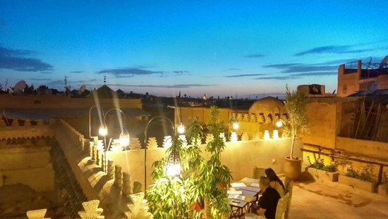Kui-Zin terrace