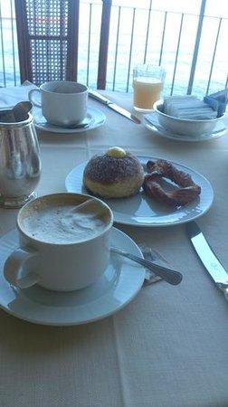 Hotel Cenobio Dei Dogi: colazione