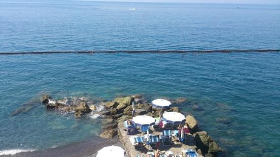 Hotel Cenobio Dei Dogi: spiaggia