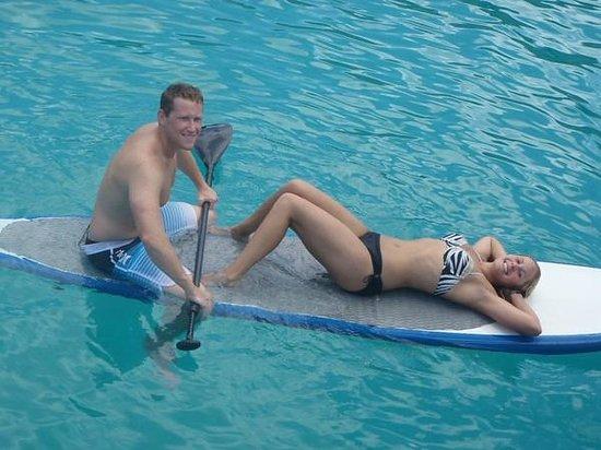 Simpson Bay (ทะเลสาบซิมป์สัน เบย์), เซนต์มาร์ติน / ซินท์มาร์เทิน: relaxing honeymoon