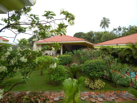 Panoramic Sea Resort: Hotel view