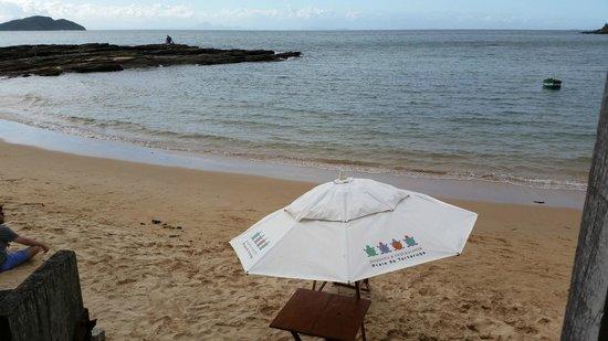 Pousada Caminho da Praia: Praia