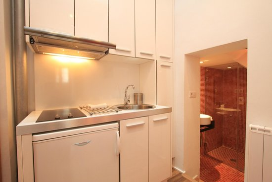 Apartamentos Gomerez 39 : Cocina completa