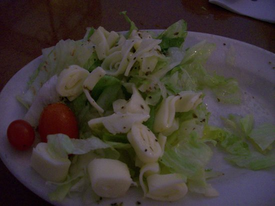 "Michael's Restaurant: Michael's ""chopped"" salad"