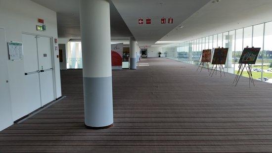 Sheraton Milan Malpensa Airport Hotel & Conference Centre : Big halls