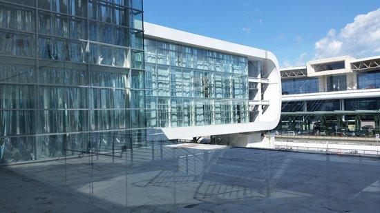 Sheraton Milan Malpensa Airport Hotel & Conference Centre : Pod design