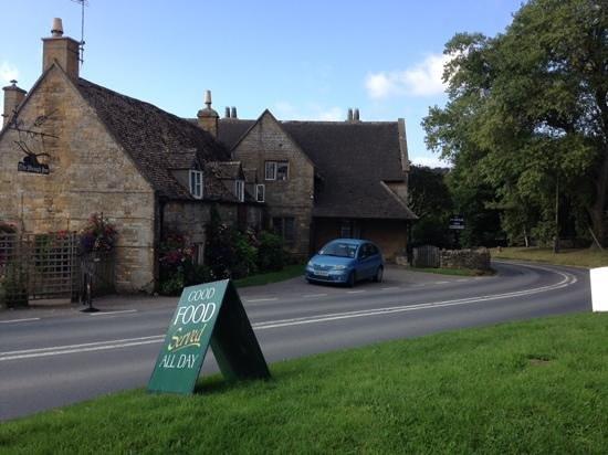 The Plough Inn at Ford: plough inn