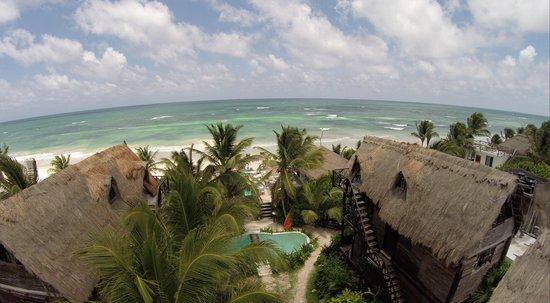 Photo of Zulum Beach Club + Cabanas Tulum