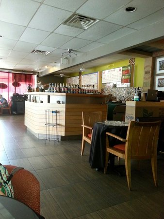 Photo of Cafe The Coffee Grinder at 9834 Old Baymeadows Rd, Jacksonville, FL 32256, United States