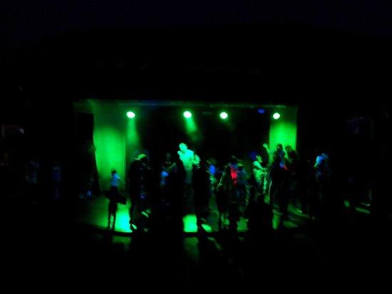 Yelloh ! Village Sylvamar: Mini disco