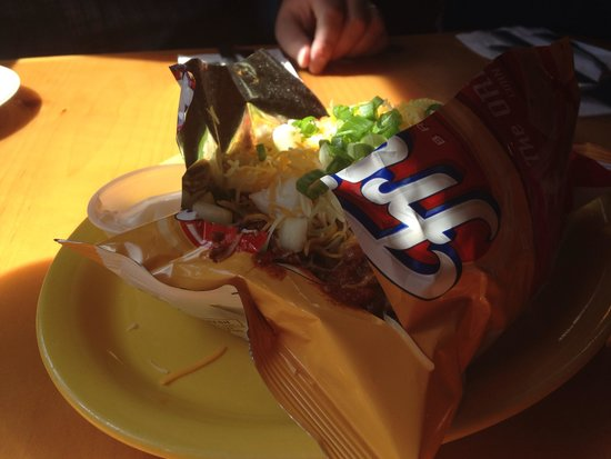 The Sunrise Shack: Frito Pie
