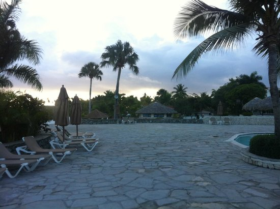 The Tropical at Lifestyle Holidays Vacation Resort : Amazing morning view