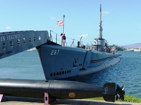 USS Bowfin Submarine Museum & Park : USS Bowfin
