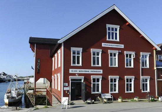 Engelskmannsbrygga i Henningsvaer