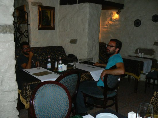 Olevi Restaurant: la sala