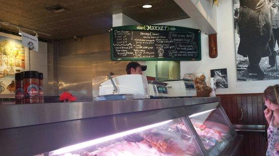 The Fish Market : ☆