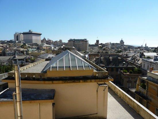 Albergo Caffaro: View