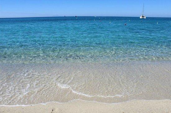 Hotel Villaggio Club Costa degli Dei: Mare - Spiaggia