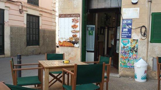 Cafe Can Patilla