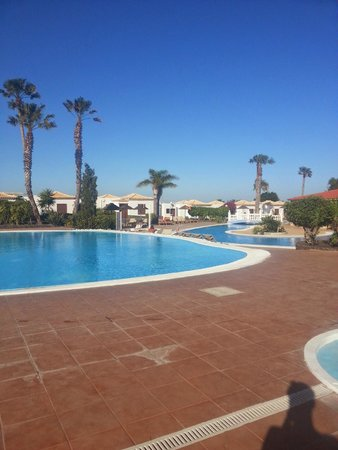 Royal Tenerife Country Club: Very quite in may