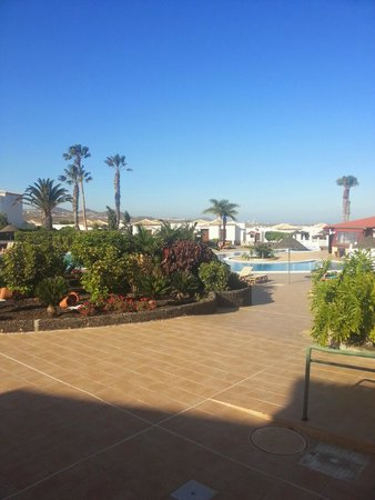 Royal Tenerife Country Club: Green spaces well maintained