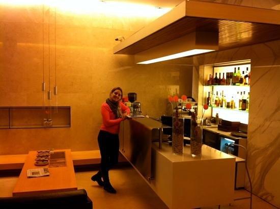 Vista Sol Buenos Aires: bar do hotel
