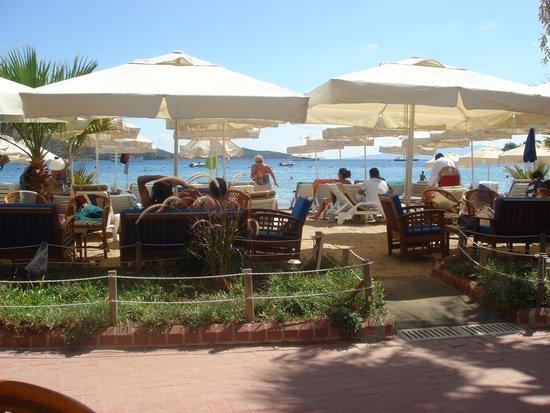 Yali Han Hotel: What a view