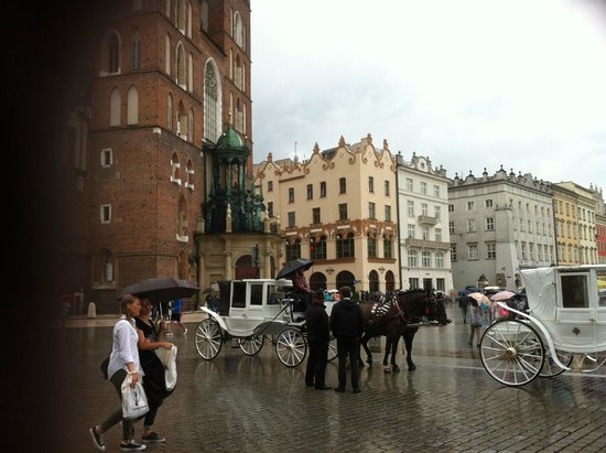 Best Western Efekt Express Krakow Hotel: Krakow Town Centre