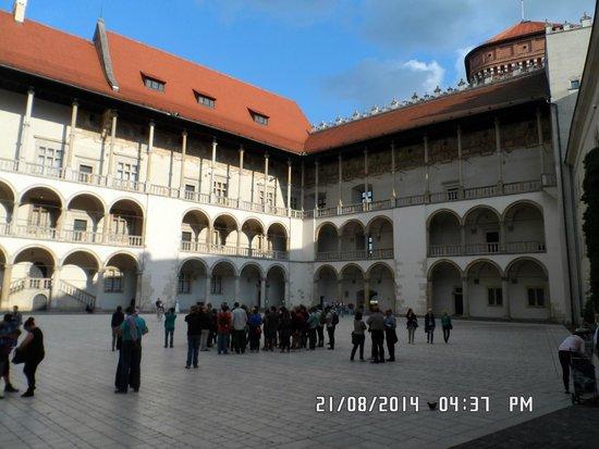 Best Western Efekt Express Krakow Hotel: Royal Appts, Wawel Castle
