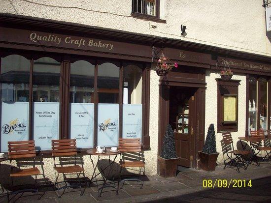 Bryson's Tea Room & Bakery: Brysons Bowness