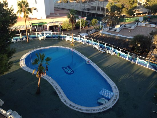 Hotel Playasol Riviera: Lovely clean pool