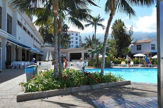 Hotel El Tope: Piscine